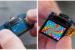 【極小】iPhone・Android向けのアプリが使える!ゲームにも腕時計にも!万能ウェアラブルデバイス